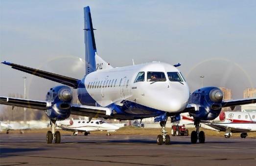 Вчера аэропорт в Николаеве обслужил первый авиарейс