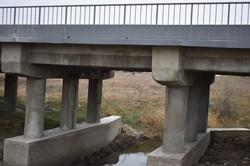 В Одесской области завершили ремонт автомобильного моста