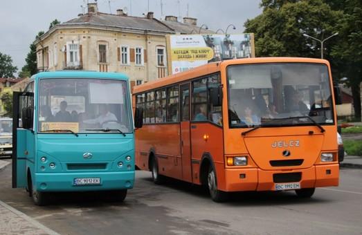 Завтра в Дрогобыче подорожает проезд в маршрутках