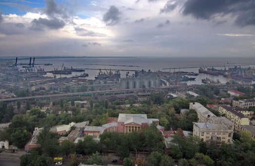 Все морские порты Украины сегодня работают без ограничений