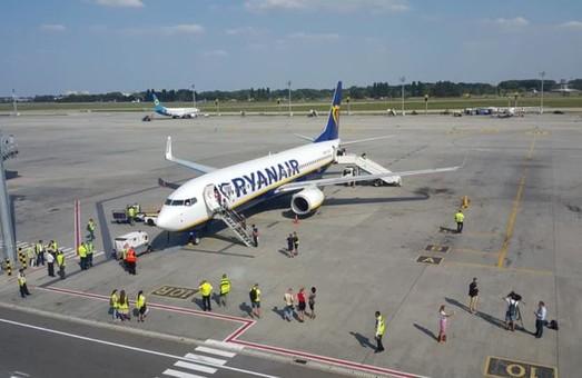 «Ryanair» в следующем году откроет пять новых маршрутов из Киева