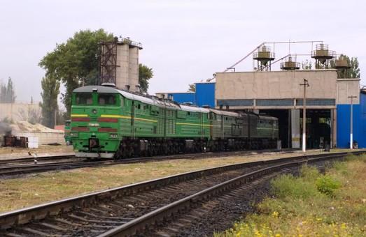 В депо Николаева готовятся к приему новых тепловозов «Тризуб»