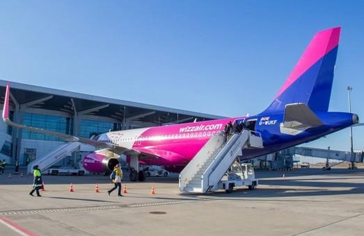 Венгерский лоукостер «Wizz Air» начал полеты их Харькова в Вену