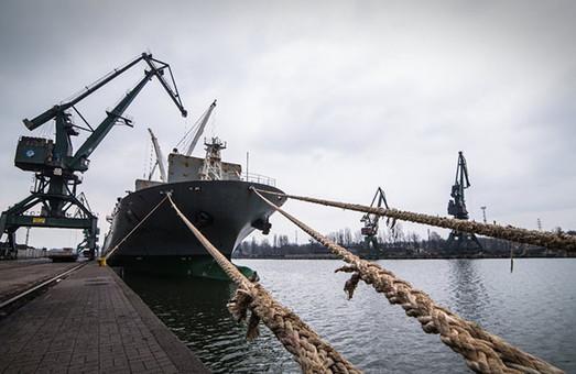 Украинские порты на Азовском море пока что работают в штатном режиме