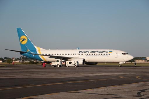 В одесском аэропорту вчера вечером отменили два авиарейса