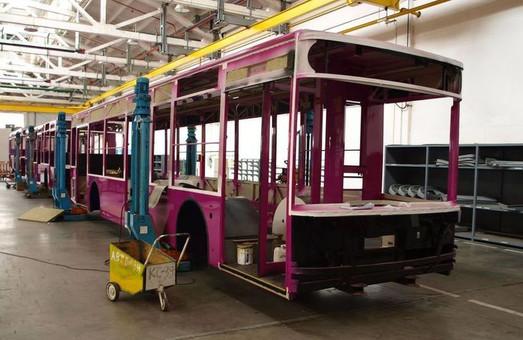 Харьковский «Электротяжмаш» готовит партию двигателей для троллейбусов