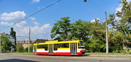 """Трамвайный маршрут """"Север-Юг"""" через всю Одессу откроют уже в этом году"""