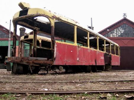 В Одессе продолжают процедуру списания старого электротранспорта