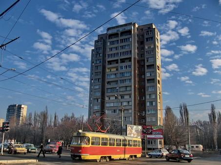 В Одессе проведут реконструкцию двух перекрестков с заменой трамвайных путей
