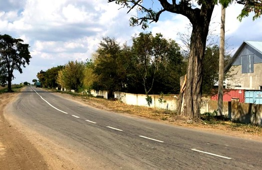 В Одесской области за два года капитально отремонтировали 443 километра автодорог