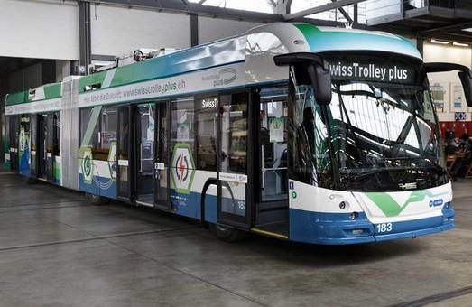 Швейцарские троллейбусы «HESS» появятся в Зальцбурге