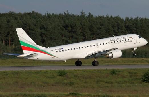 Болгарская авиакомпания приостановила авиарейсы в Одессу