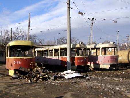 Старые одесские трамваи и троллейбусы окончательно спишут 12 декабря