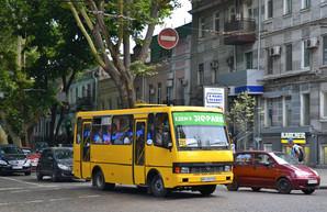 В Одессе три автобусных маршрута изменили свои трассы