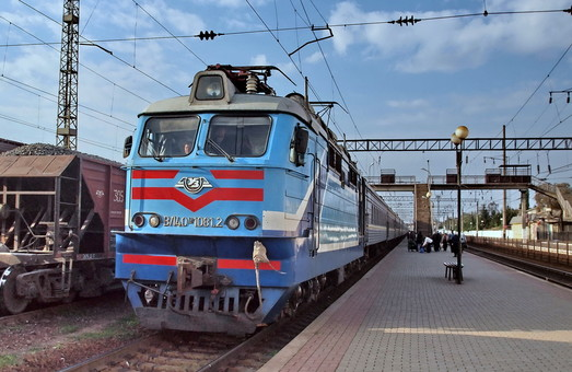 Немцы могут заняться модернизацией украинских электровозов