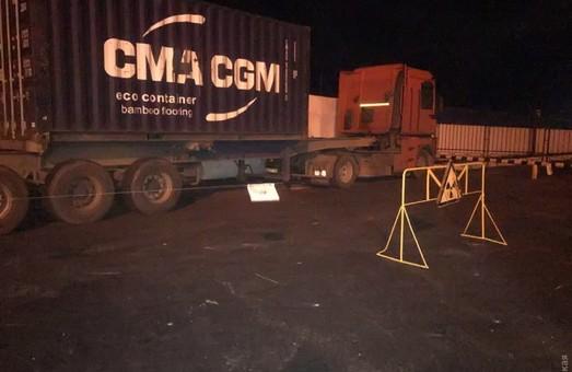 В порту Одессы выявили радиоактивный контейнер