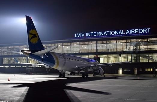 Львовский аэропорт в полтора раза нарастил пассажиропоток