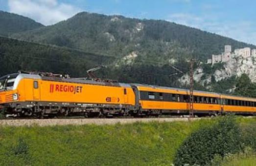 В Чехии появятся частные пассажирские поезда