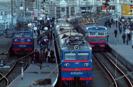 Вчера «Укрзализныця» продала рекордное количество билетов