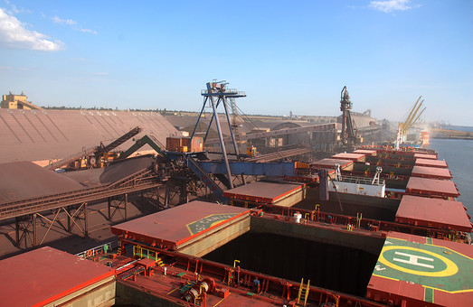 В морском порту «Южный» под Одессой отчитались о своей работе в 2018 году