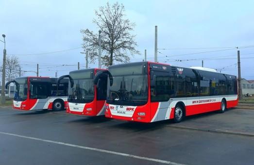 В польскую Ченстохову прибыли первые автобусы MAN