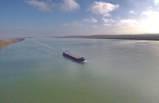 Судоходный канал из Черного моря в Дунай на украинском участке дельты будут углублять и модернизировать