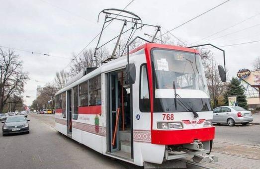 В Запорожье до конца года соберут два новых трамвая