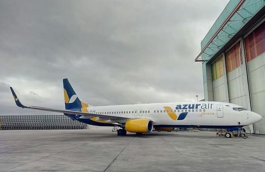 Авиакомпания «Azur Air Ukraine» скоро пополнит свой флот