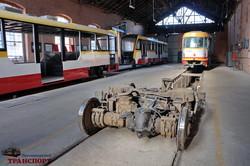 """Как в Одессе строят новые трамваи """"Одиссей"""" (ФОТО, ВИДЕО)"""
