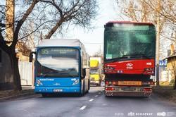 Первый троллейбус «Solaris Trollino IV 18 A» прибыл в Будапешт