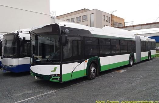 Стало известно, как будет выглядеть троллейбус «Škoda 27 Tr New Urbino» для Пльзеня