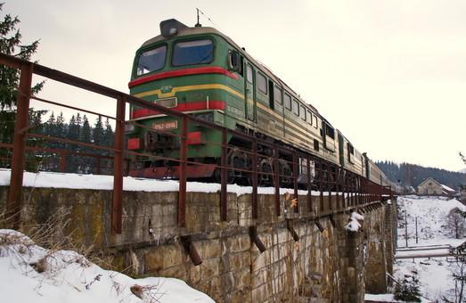 Из Одессы в Ужгород и Львов на новогодние праздники будут курсировать дополнительные поезда