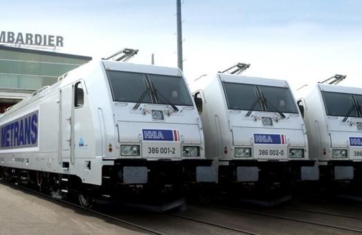 В Украине могут появиться локомотивы «Bombardier»