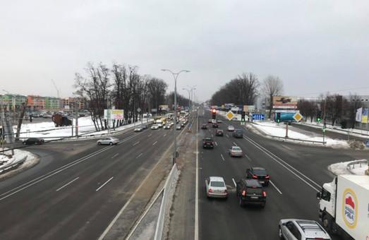 На трассе Киев – Одесса заработали светофоры, а в 2019 году появятся двухуровневые развязки
