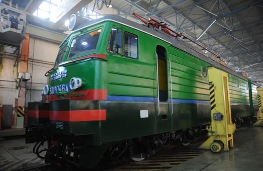 Электровозы ВЛ-11 будут капитально ремонтировать в депо Мукачево