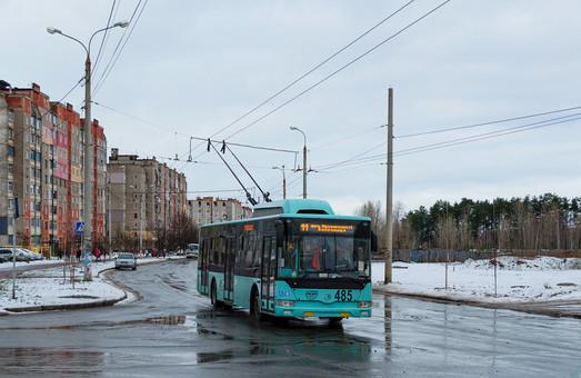 С 1 января проезд в черниговских троллейбусах подорожает до 5 гривен