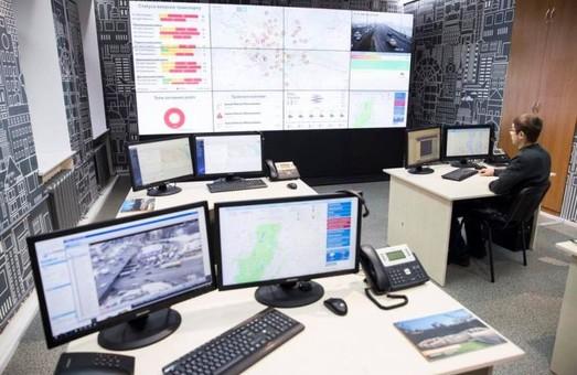 В Киеве появился центр мониторинга коммунального транспорта