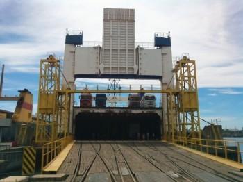 Технико-экономическое обоснование концессии паромной переправы в Черноморске под Одессой будет готово в средине 2019 года