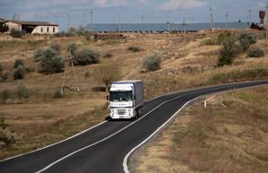 На украинских дорогах планируют устанавливать специальные экраны