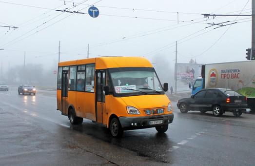 Сегодня с утра в Полтаве автобусы не выехали на 19 городских маршрутов