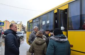 В райцентре Тернопольской области перевозчик просит повысить цену за проезд в городских маршрутках до 8 гривен