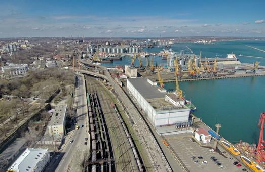 Два порта Большой Одессы сократили перевалку грузов