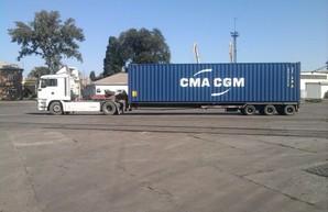 В Министерстве инфраструктуры разработали маршруты, по которым контейнеровозы могут двигаться без специальных разрешений