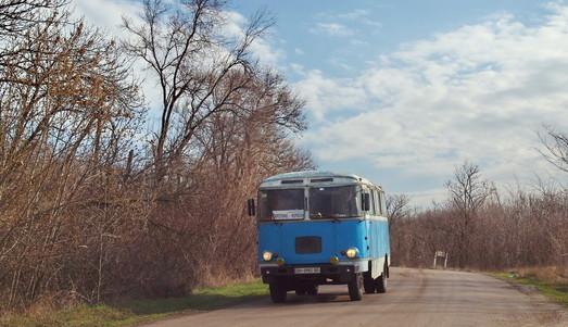 Больше 10% сел Одесской области не обеспечены общественным транспортом
