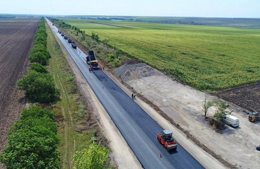 Какие дороги Одесской области отремонтируют в следующем году