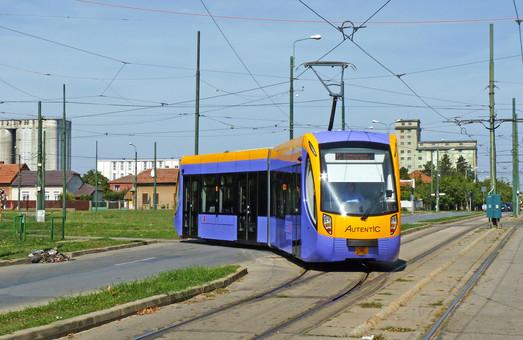 Румынский Галац закупает новые трамваи