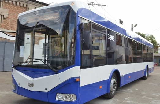 В Кишиневе планируют развивать троллейбусное движение