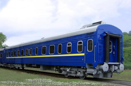 Новые пассажирские вагоны из Крюкова уже начинают перевозить пассажиров