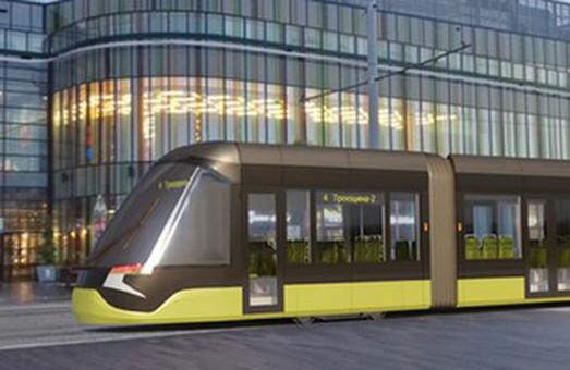 Три компании предложили Киеву 30-метровые низкопольные трамваи