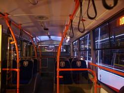 По Одессе проехал яркий и красочный парад новогодних троллейбусов (ФОТО, ВИДЕО)